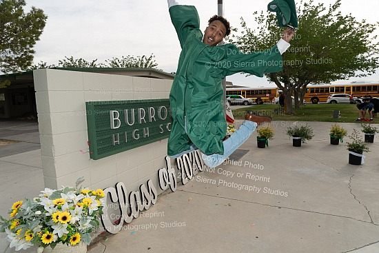 2020 Burroughs High School Graduation Drive-Up Ceremony